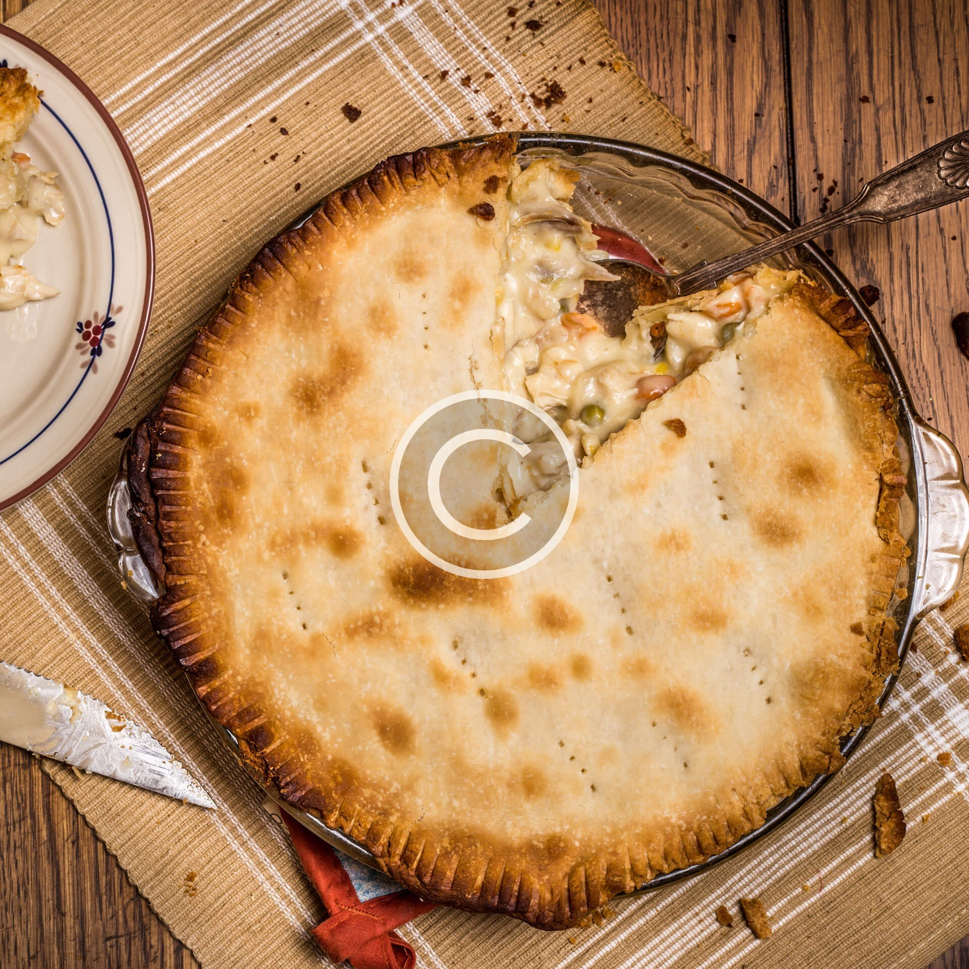 Sorta Classic Pot Pie